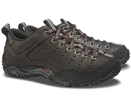 Men Shelk Shoe Black Cat Footwear